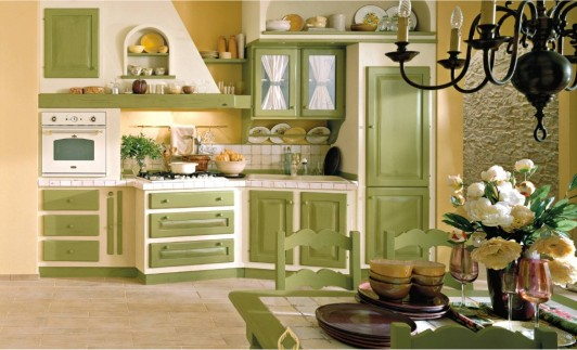 Stunning Come Costruire Una Cucina Finta Muratura Pictures ...