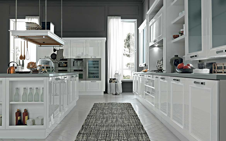 Cucina febal moderna romantica arredo casa roma - Febal cucine classiche ...