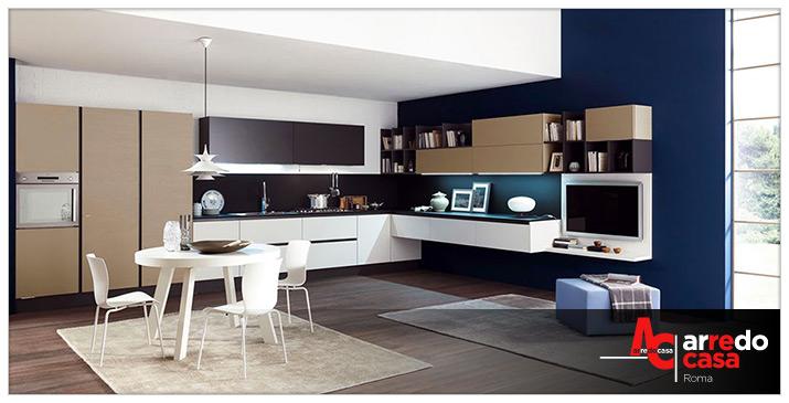 Cucine living | Arredo Casa Roma
