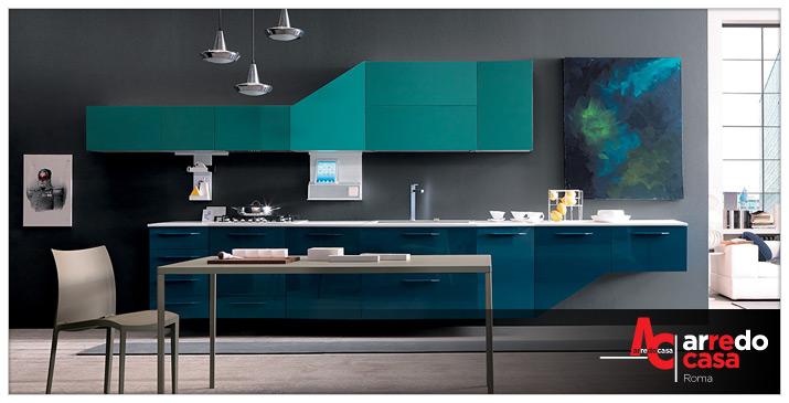 Ogni cosa al suo posto: il mobile dispensa in cucina - Arredo Casa Roma