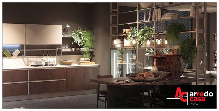 Librerie per la cucina la creativit si fa spazio for Spazio arredo