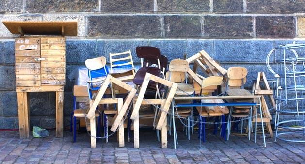Ritiro dei mobili usati | Arredo Casa Roma