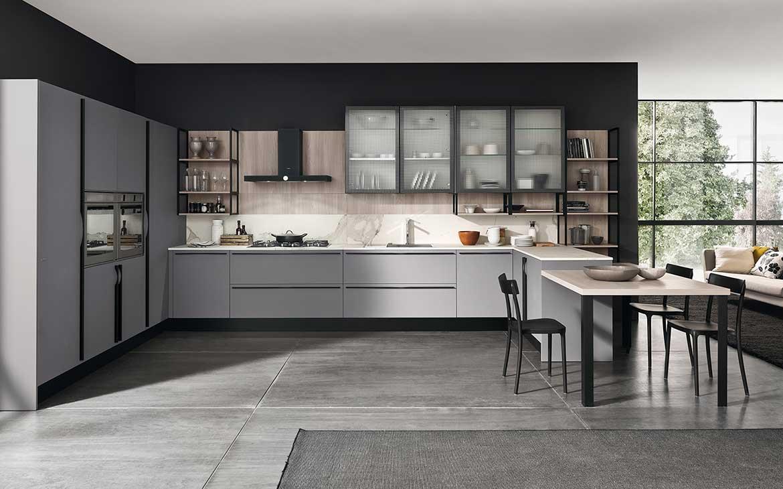 Cucina Febal Moderna Marina 3.0 | Arredo Casa Roma
