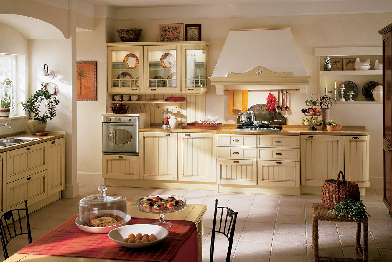 Come arredare la cucina in stile nordico arredo casa roma - Cucine classiche febal ...