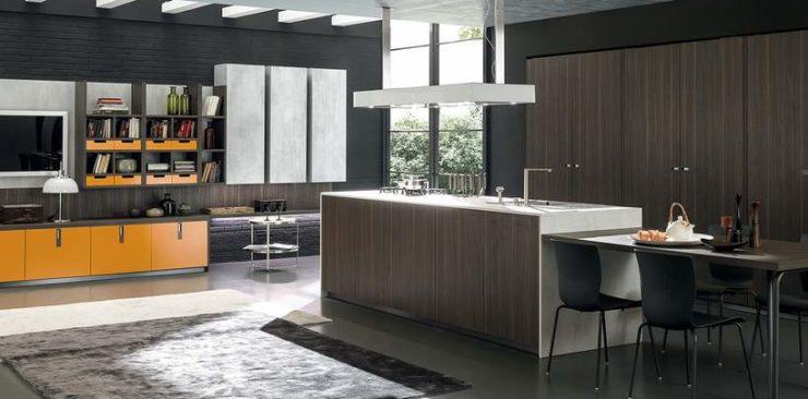 Cucina febal materia arredo casa roma for Arredamento cucina roma