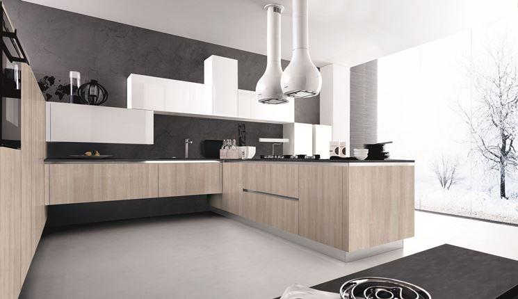 Una cucina pratica una questione di altezza arredo casa - Altezza piastrelle cucina ...