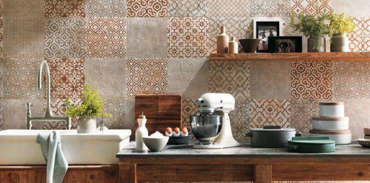 Awesome piastrelle cucina roma contemporary home for Piastrelle adesive bricoman
