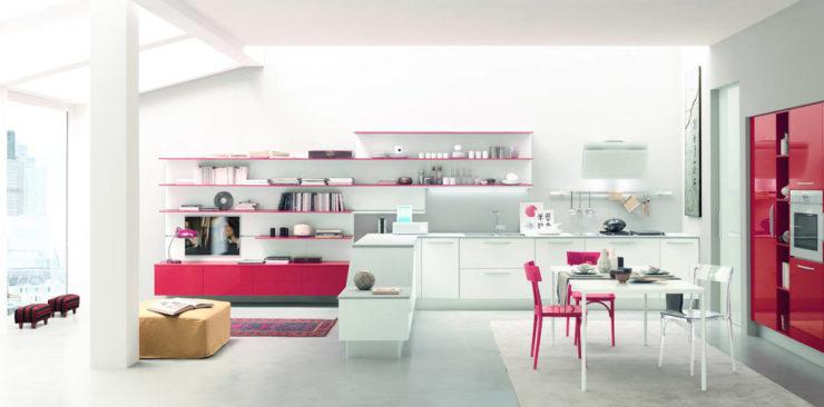 Cucine di nuova generazione per un nuovo concetto di for Nuovo arredo cucine