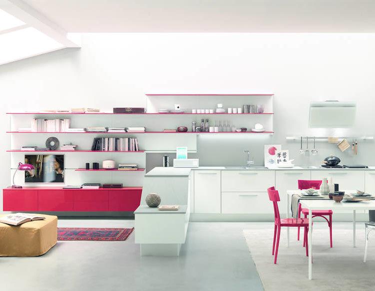 Blog arredo casa roma part 2 for Piccola cucina a concetto aperto