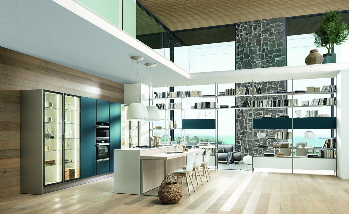 La cucina del futuro: hi-tech e stile | Arredo Casa Roma