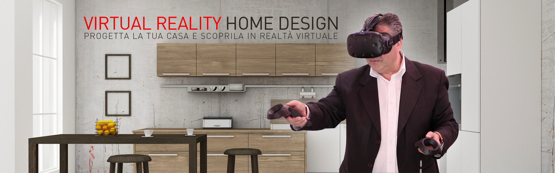 Virtual Reality Home Design