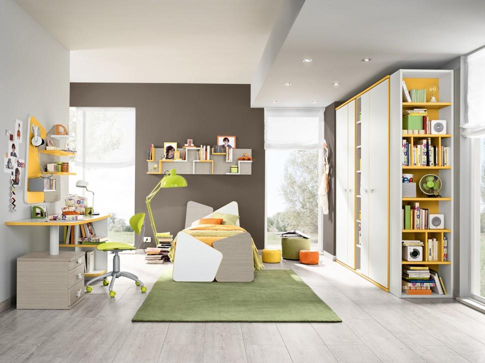 Cameretta moderna arredo casa roma for Arredo casa moderna catalogo