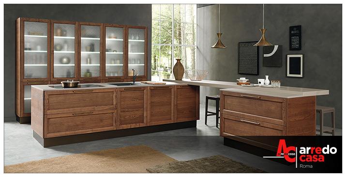 Arredamento Cucina Classico Moderno.New Fusion Il Classico E Il Moderno In Cucina Arredo Casa