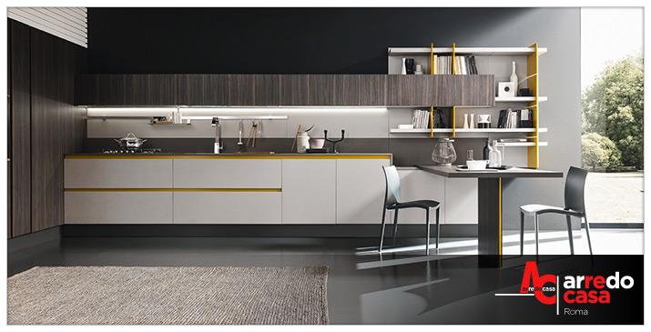 Tendenze 2017 in cucina arredo casa roma - Tendenze cucine 2017 ...