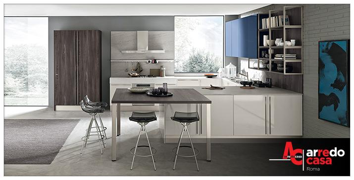 La scelta del tavolo in cucina - Arredo Casa Roma