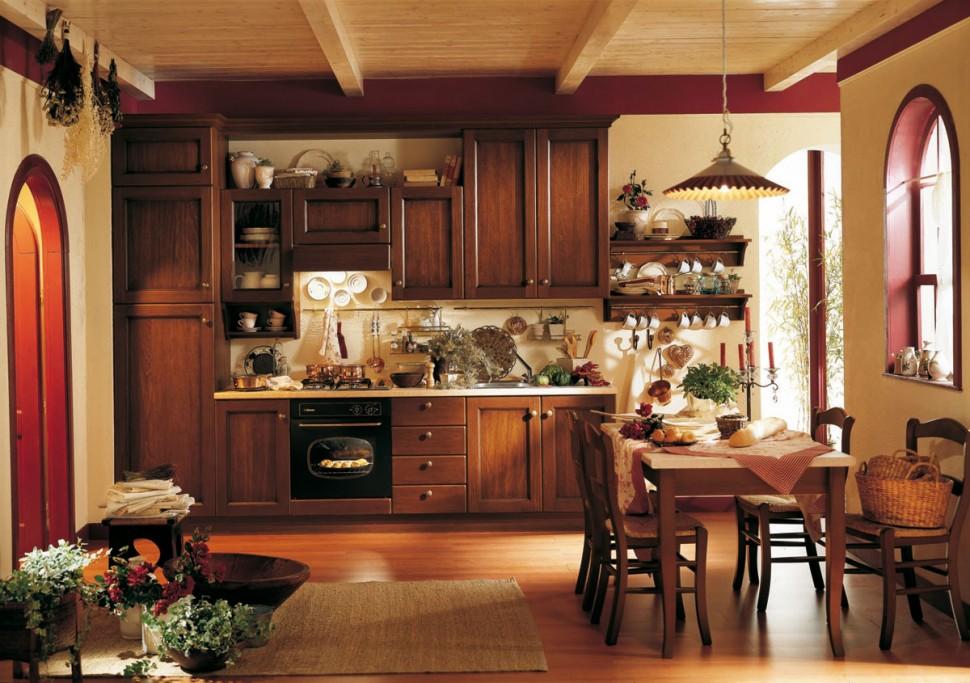 Cucine classiche Tempora