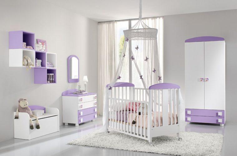 Camerette moderne - Linea baby