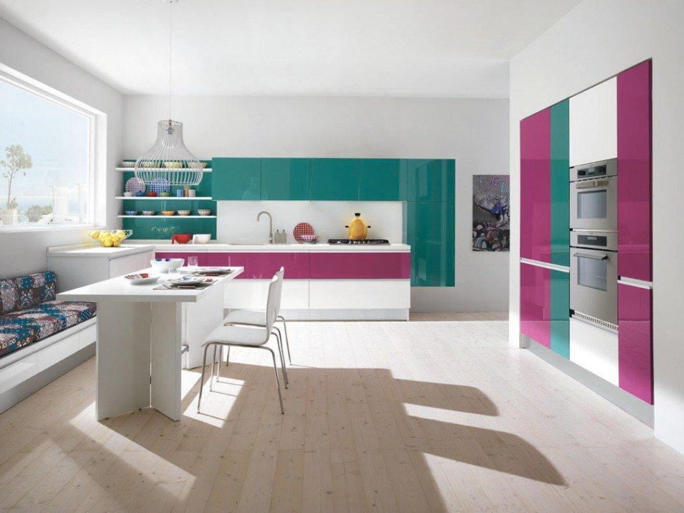 Cucina Moderna Linea Glam