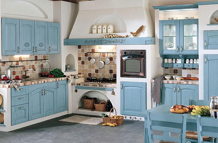 Cucine classiche Signoressa