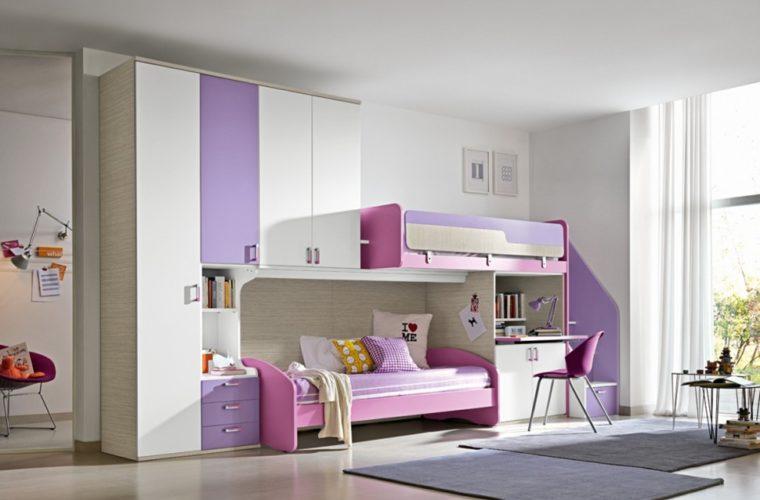 Camerette moderne - Soppalco
