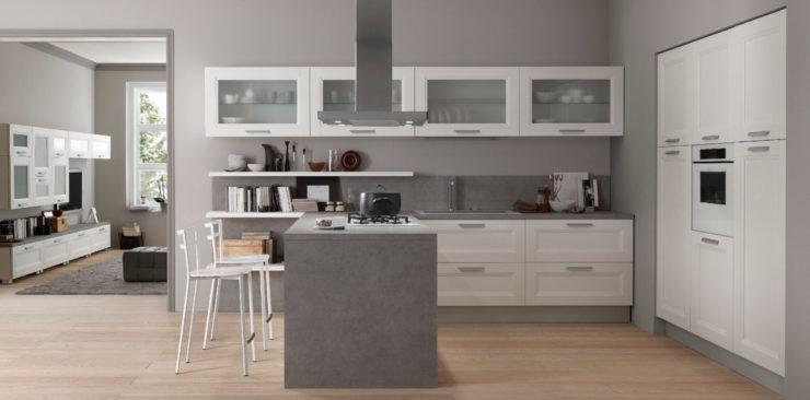 Le cucine moderne in bianco: perché sceglierle? - Arredo ...