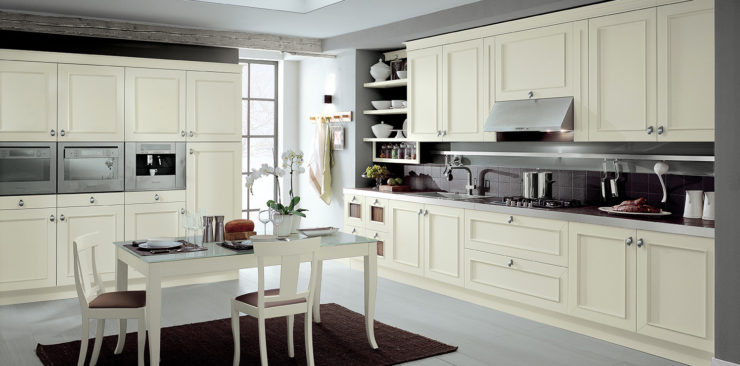 L arredo cucina perfetto per la casa al mare arredo casa - Cucina casa al mare ...