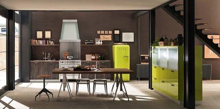 Tavoli e sedie per una cucina moderna. Spazio al design ...