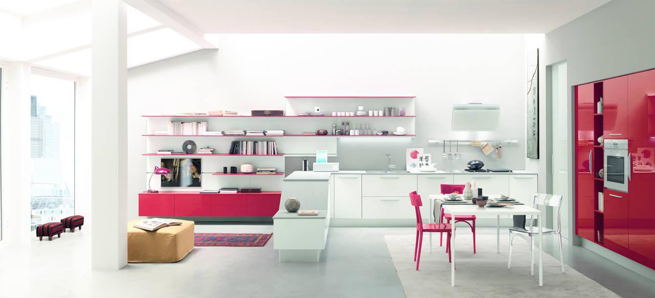 Cucine di nuova generazione per un nuovo concetto di for Nuovo arredo cucine catalogo
