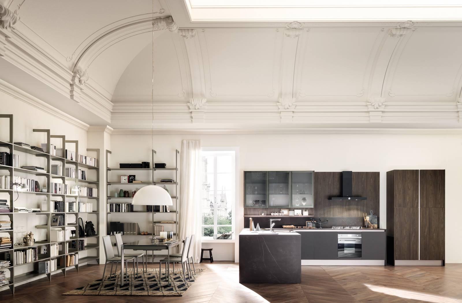 Cucine Stosa Prezzi 2018 come scegliere la cucina in 5 semplici punti - arredo casa roma