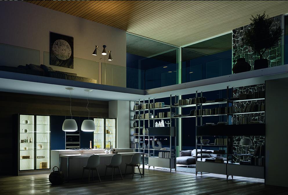 La cucina del futuro: hi-tech e stile - Arredo Casa Roma